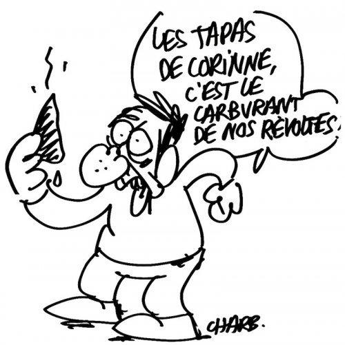 Charb Coopérative du Zèbre