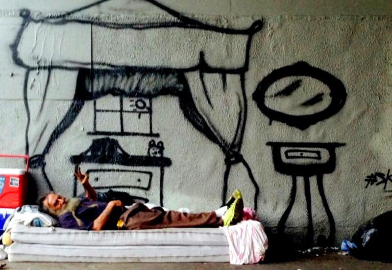 Skid Robot @ Los Angeles