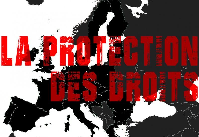 la protection des droits