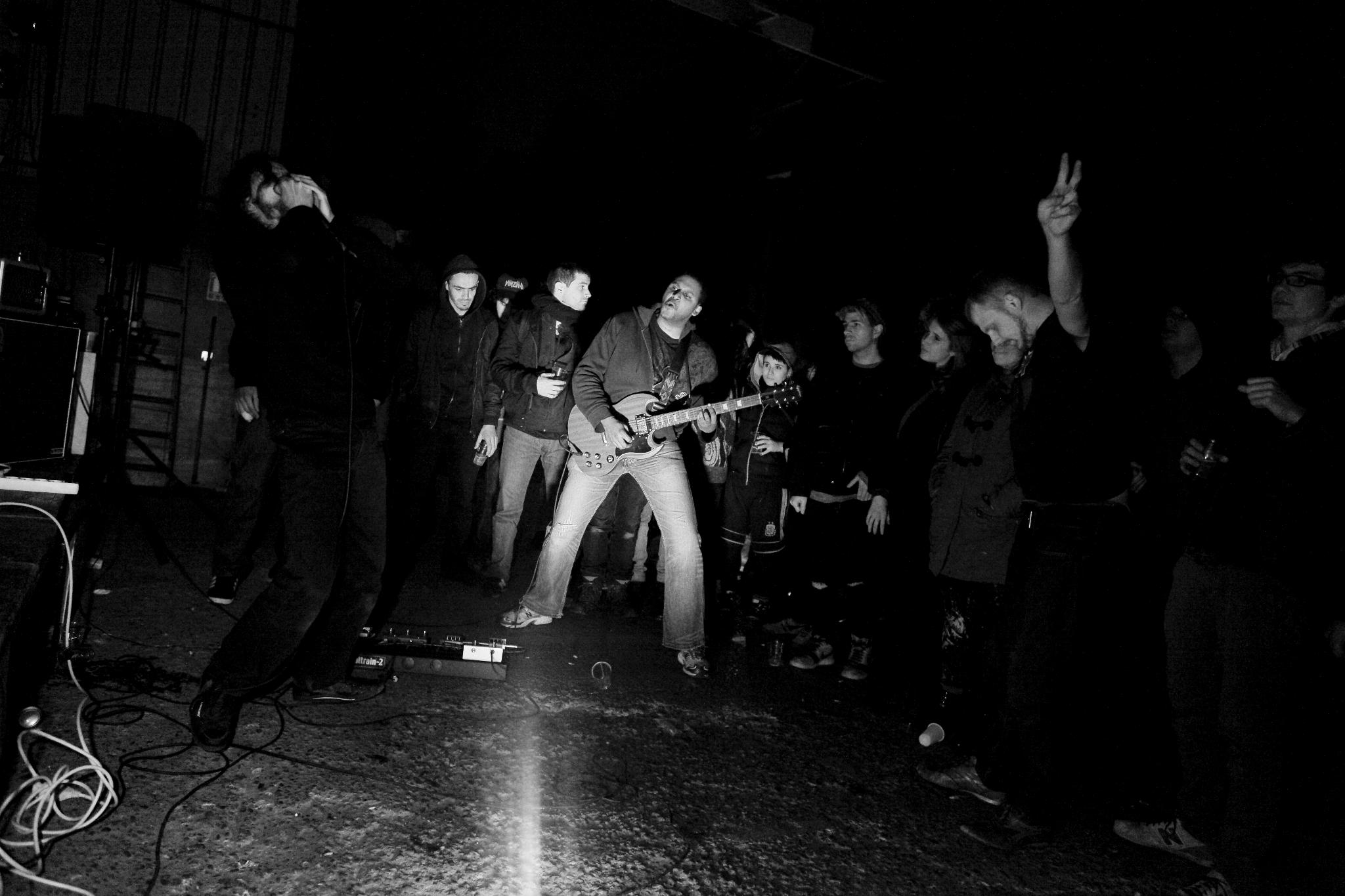 Karcavul concert au Grrrnd Zero de Lyon