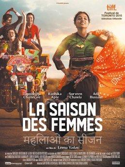 La saison des Femmes, film indien