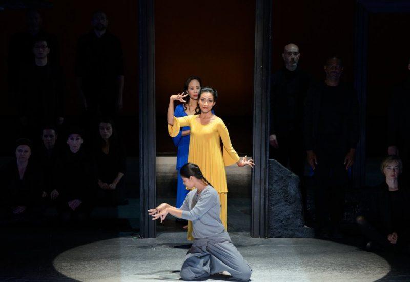 «Persephone» Stravinsky _ Peter Sellars